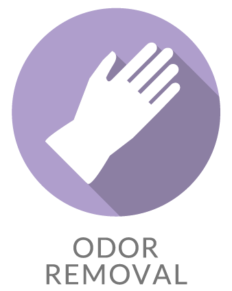 odor removal icon